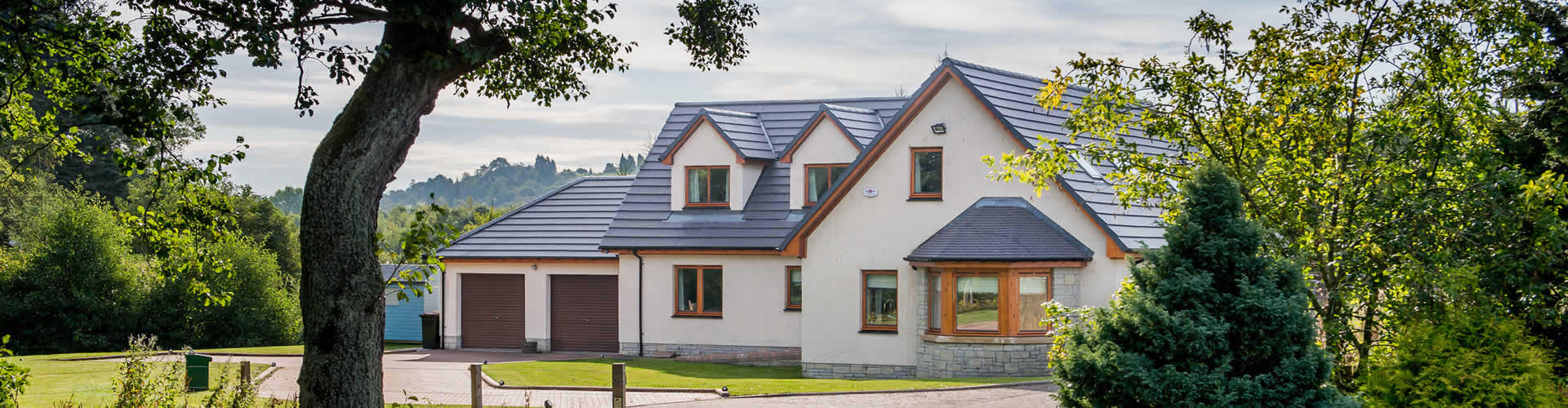 Housing developments in Perthshire and Aberdeenshire