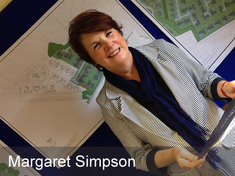 Margaret Simpson - Sales Advisor - The Beeches, Carnock