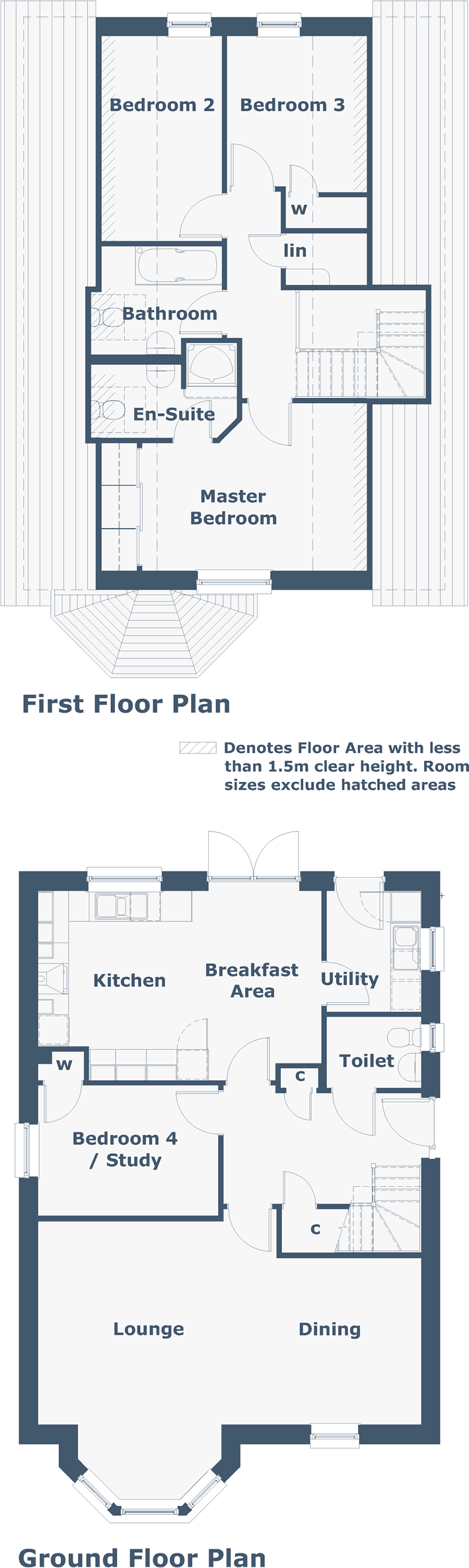 Glen Bruar Floorplan