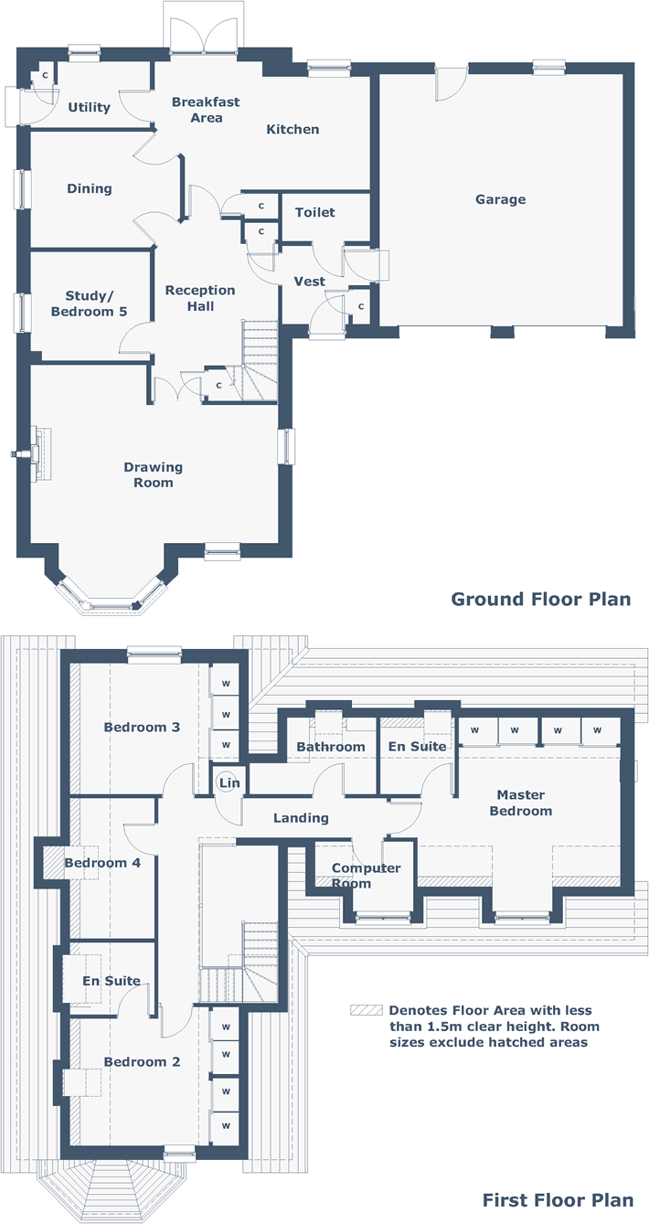 Glen Devon Floorplan