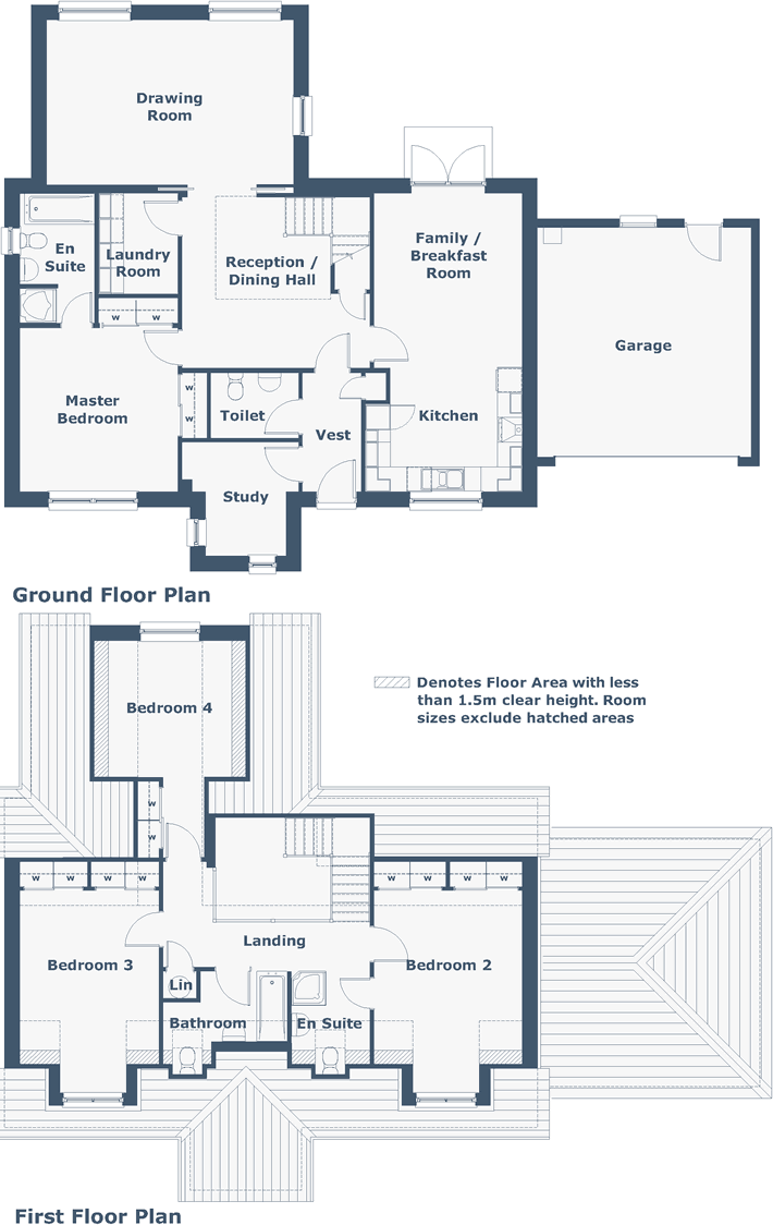 Glen Douglas Floorplan