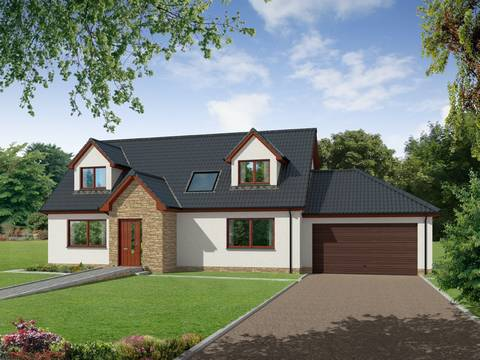 The Beeches, Carnock, Showhome
