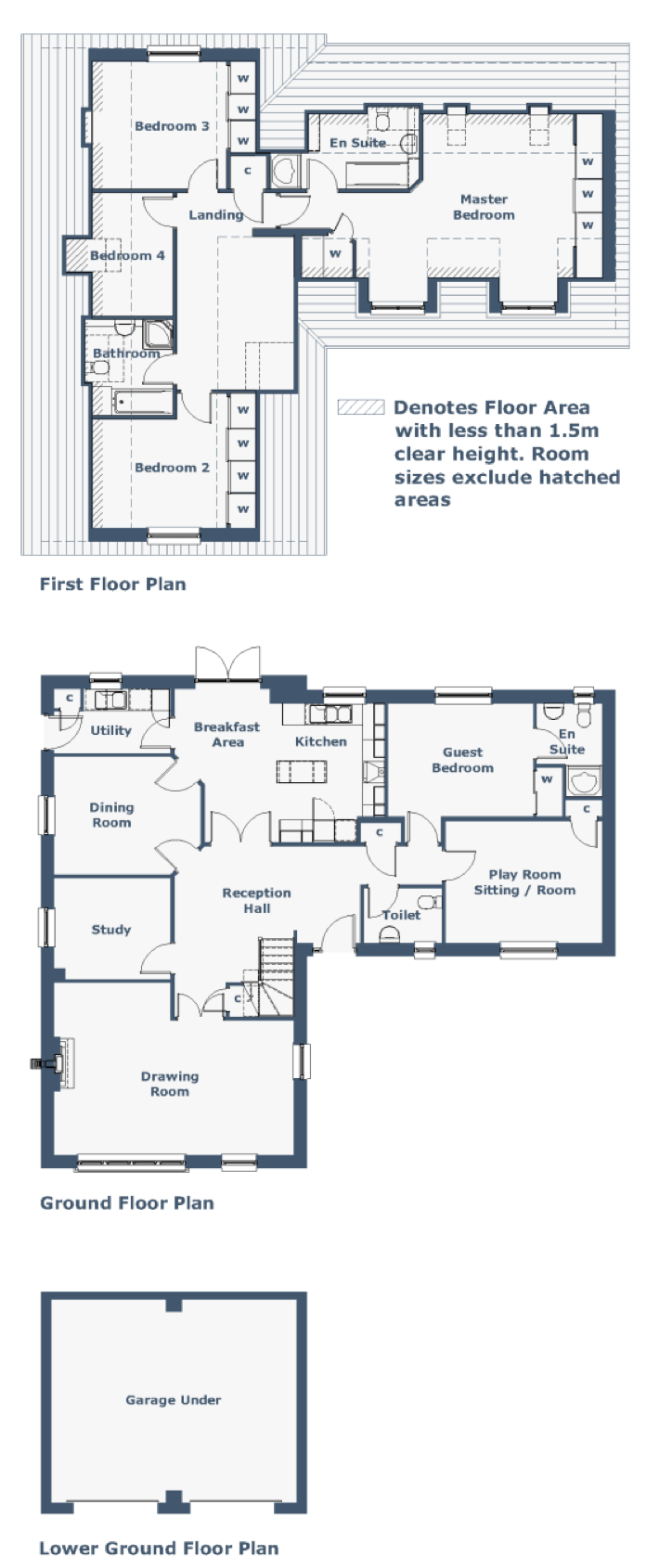 Glen Cassley Floorplan