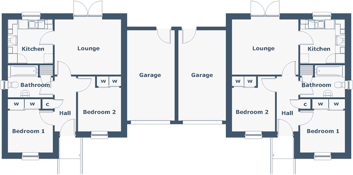 Glen Clova Floorplan