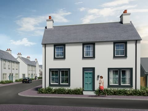 New Build Home Developments Scotland Help To Buy Scheme