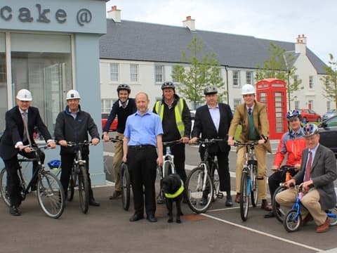 Chapelton Charity Bike Ride