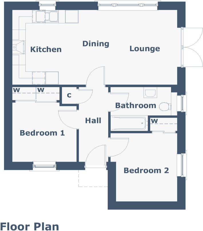 Inchcape Floorplan