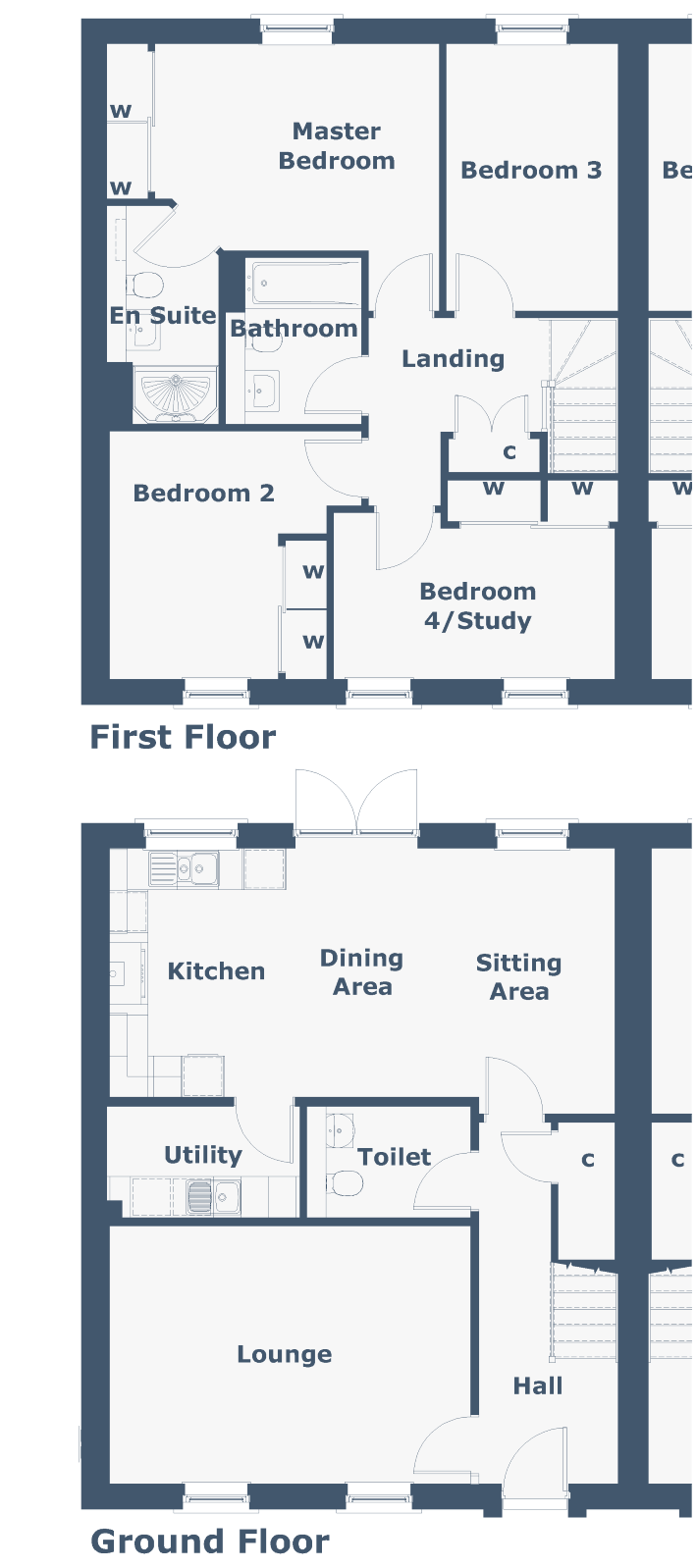 Seaforth Floorplan