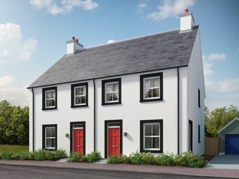 Tornagrain Building Site Inverness
