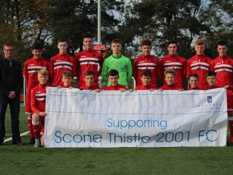 Home Kit Boost for Scone Thistle Boys