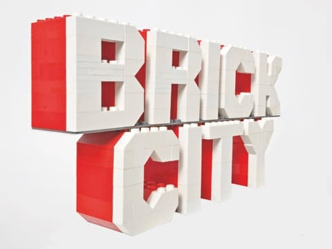 Brick City Lego