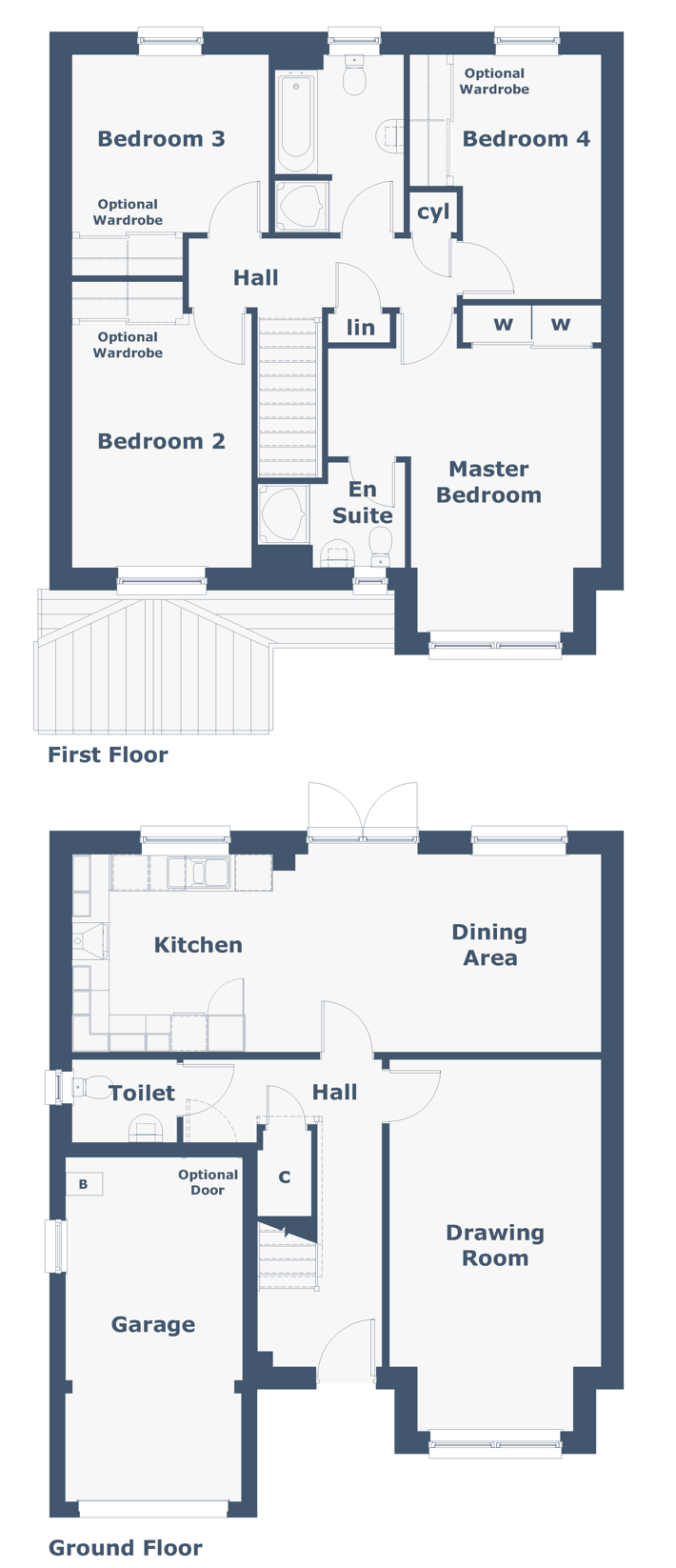 Ben Loyal Floorplan