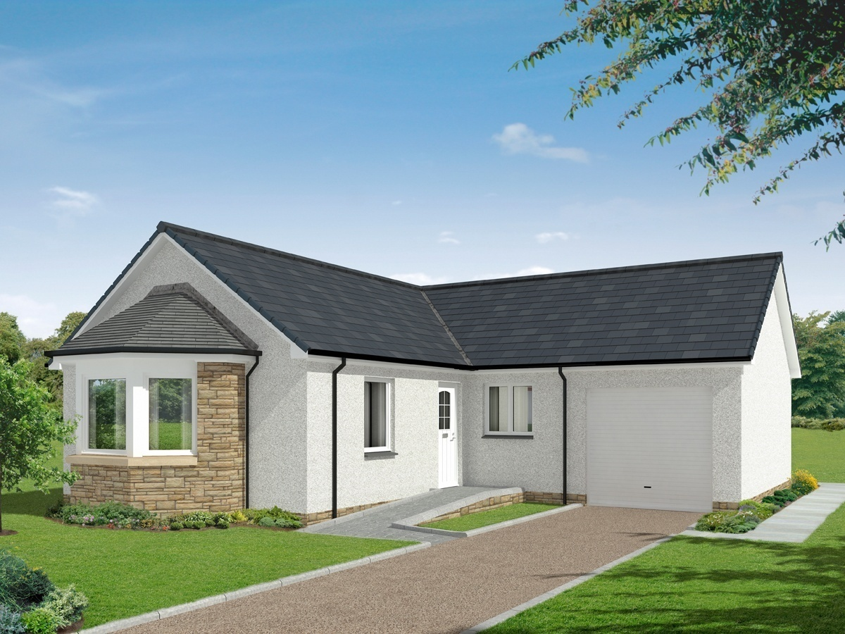 Demand Sees Guildtown Showhome Open 5 Days!