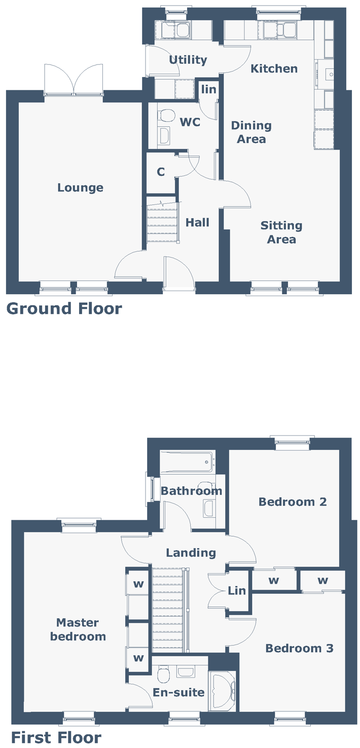 Arnish Floorplan