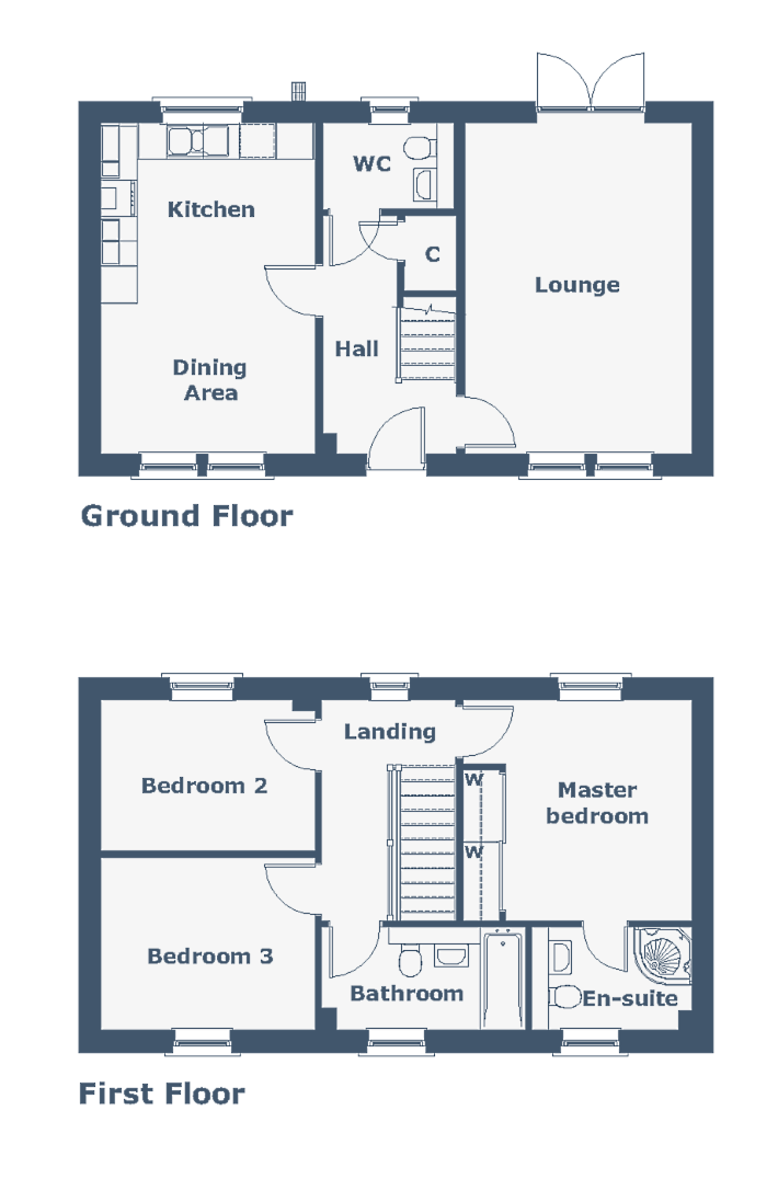 Craignish Floorplan
