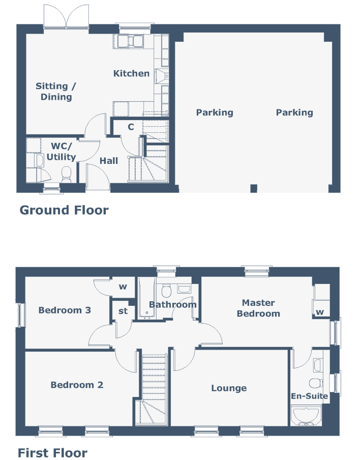 Crinan Floorplan