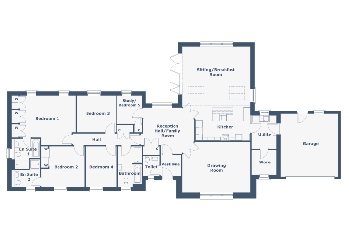 Glen Urquhart Floorplan