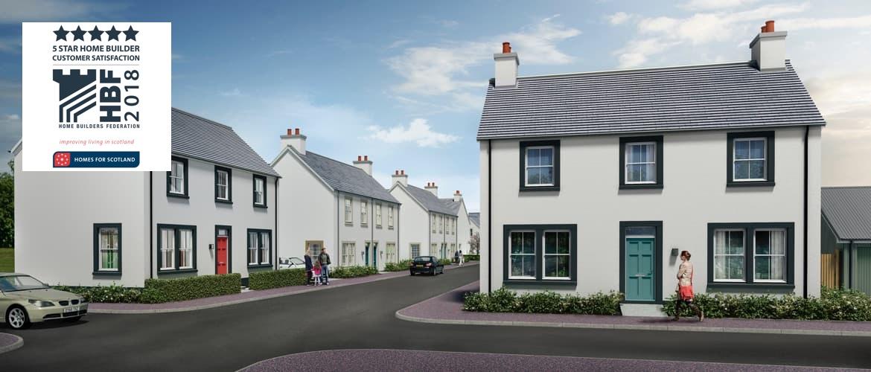 Housing developments scotland new home perth a j for New housing developments